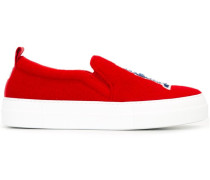 'Seoul' Slip-On-Sneakers