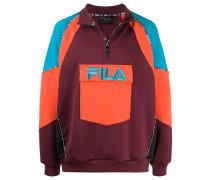 'Gia' Sweatshirt mit Reißverschluss