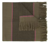 striped scarf