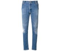Skinny-Jeans mit geradem Bein - Unavailable
