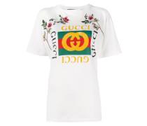 Besticktes 'Fake Gucci' T-Shirt
