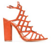 Sandalen mit hohem Blockabsatz - women