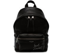 Toy Leather Backpack