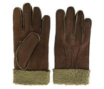 Handschuhe mit Umschlägen