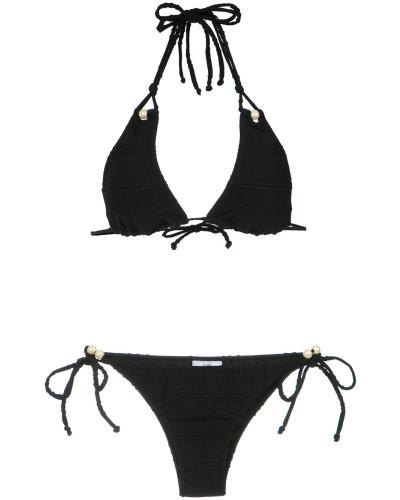 Bikini mit Kunstperlen