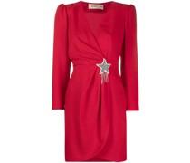 Kleid mit Sternverzierung