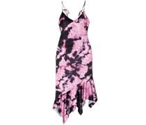 Camisole-Kleid in Batik-Optik