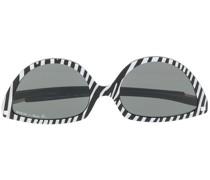 'SOS Zebra' Sonnenbrille