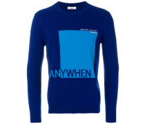 Any When sweater