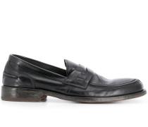 Penny-Loafer mit mandelförmiger Kappe