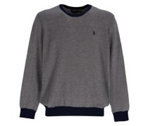 Pullover mit Polo Pony