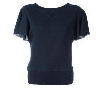 T-Shirt mit weiten Ärmeln - women - Baumwolle
