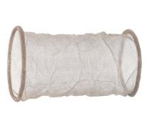 Gewebtes Silberarmband