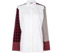 patchwork blouse