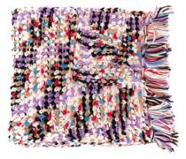 Grob gestrickter Schal