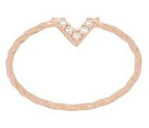 'Viva' Ring mit Diamanten