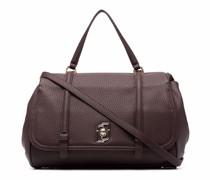 Handtasche mit Schloss