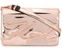 Signature Gloss shoulder bag
