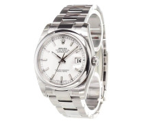 'Datejust 36' analog watch