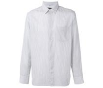 Hemd mit Brusttasche - men - Baumwolle - S