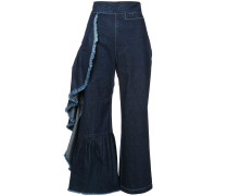 'Revel' Cropped-Jeans