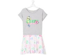 Kombi-Kleid mit Print