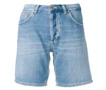 Shorts mit geradem Bein