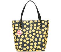 'Dotmania' shopper bag