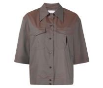 Safari-Hemd im Oversized-Look
