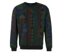 - Sweatshirt mit Print - men - Baumwolle - S