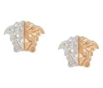 Zweifarbige 'Medusa' Ohrringe
