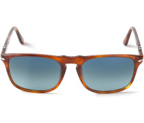 Sonnenbrille mit rechteckigem Gestell - men