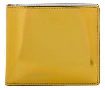 Portemonnaie mit weißer Naht