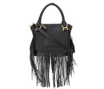 Handtasche mit Fransen