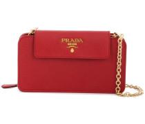 Saffiano leather mini bag