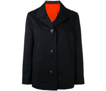 trench style jacket - women