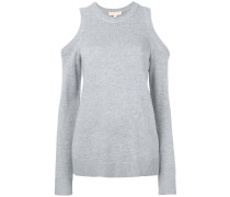'Cold-Shoulder'-Pullover