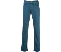 Halbhohe 'Federal' Jeans