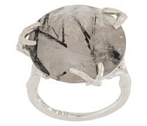 'Reves de Reves' Ring mit Turmalinquarz
