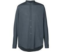 - Hemd ohne Kragen - men - Baumwolle - XL