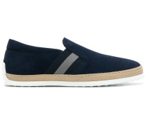 slip-on espadrille sneakers