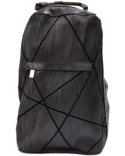 Numero 10 Damen Rucksack aus Strukturleder