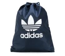 Trefoil gym sack - men - Polyester