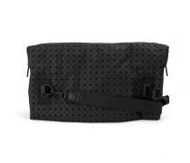 geometric design crossbody bag