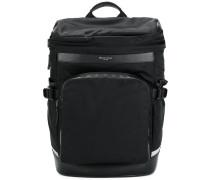 Rucksack mit Vordertasche - men - Nylon