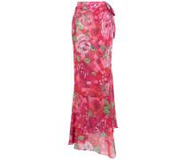 floral print skirt - Unavailable