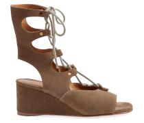 'Foster' wedge sandals