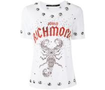 T-Shirt mit Nieten - women - Baumwolle - XS