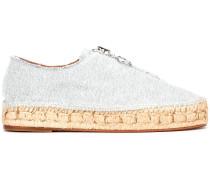 'Devon' Sneakers - women - Baumwolle/Leder - 38