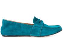 Loafer aus Wildleder - women - Leder/Wildleder